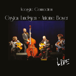 "Gustav Lundgren & Antoine Boyer ""Acoustic Connection LIVE"""